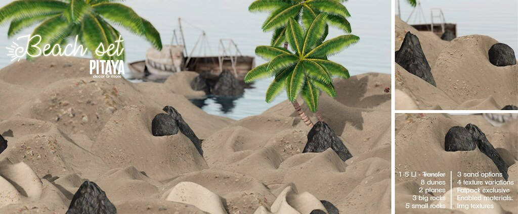 Pitaya – Beach set@SummerFest
