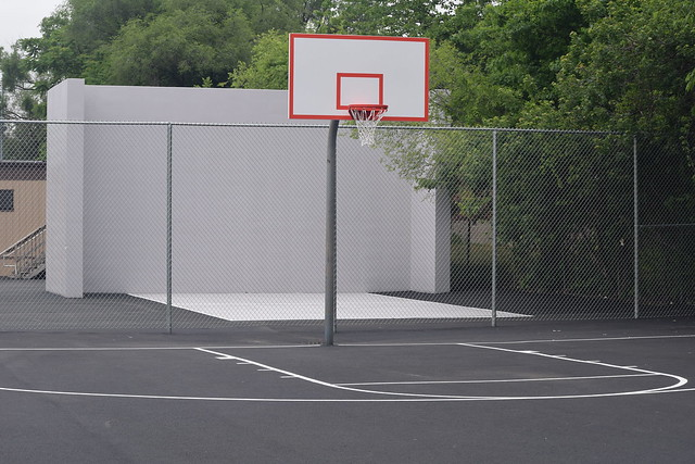 Basketball Court at Buckley Park