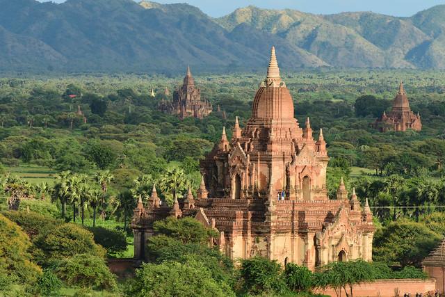 Bagan, Myanmar (Birmania) D810 2077