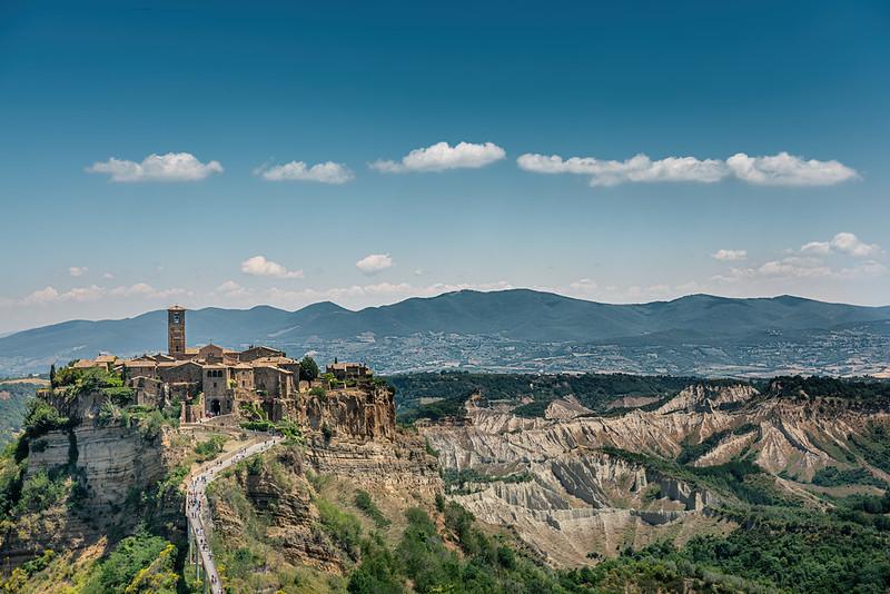 Civita Di Bagnoregio // Trip To Italy