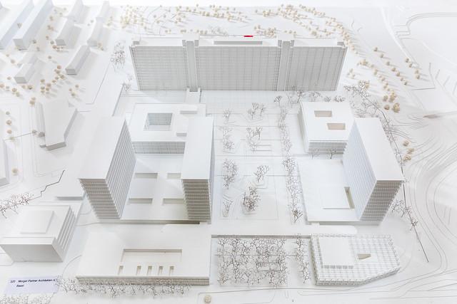 Architektenwettbewerb: Campus Deutsche Bundesbank