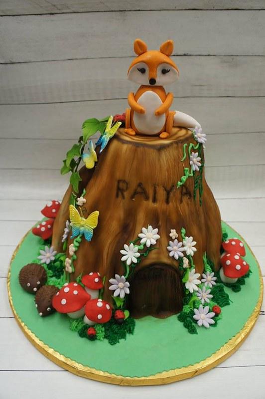 Cake by Classic Bakery Tysons Corner