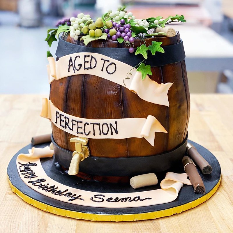 Cake by Classic Bakery & Cafe