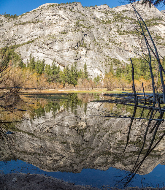 Armchair Traveling - Yosemite in Springtime