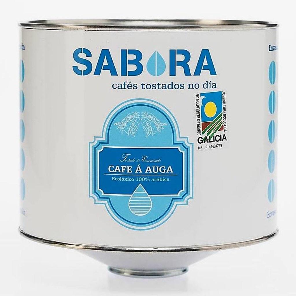 Café descafeinado á auga 2 kg Sabora