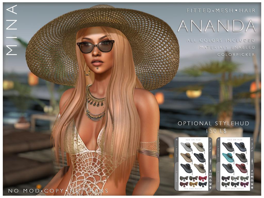MINA Hair – Ananda @Summerfest