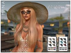 MINA Hair - Ananda @Summerfest