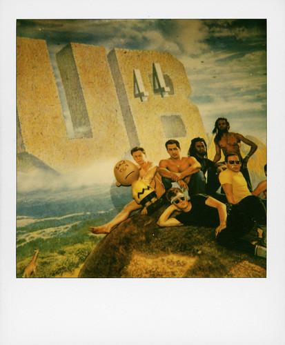Vinyl ... UB40
