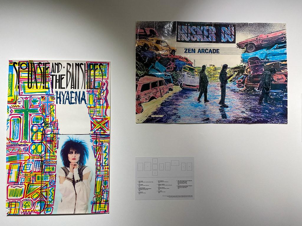ADAM MUSEUM BRUSSELS: Punk Graphics Exhibit