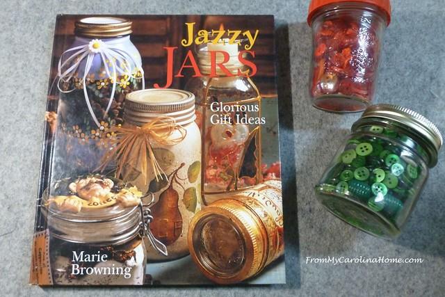 Jazzy Jars at FromMyCarolinaHome.com