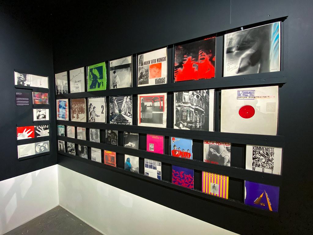 ADAM Museum PUNK DESIGN exhibit