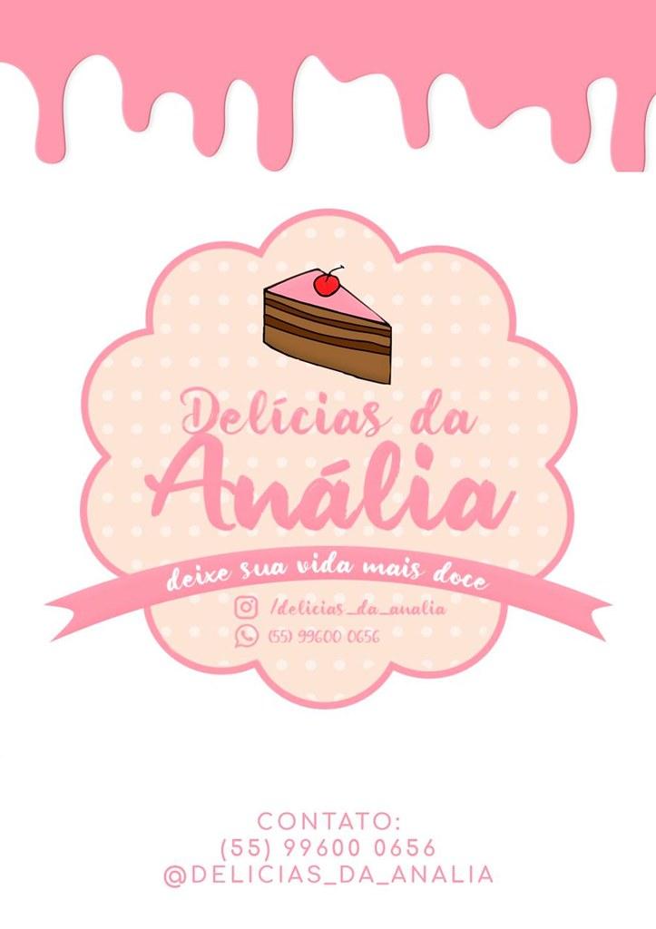 Delícias da Anália - deixe sua vida mais doce