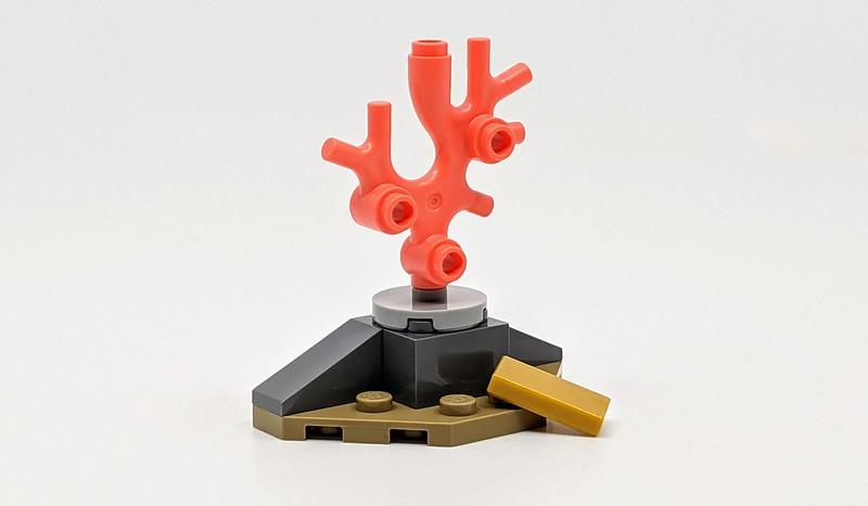 30370: LEGO City Ocean Exploration Diver Polybag