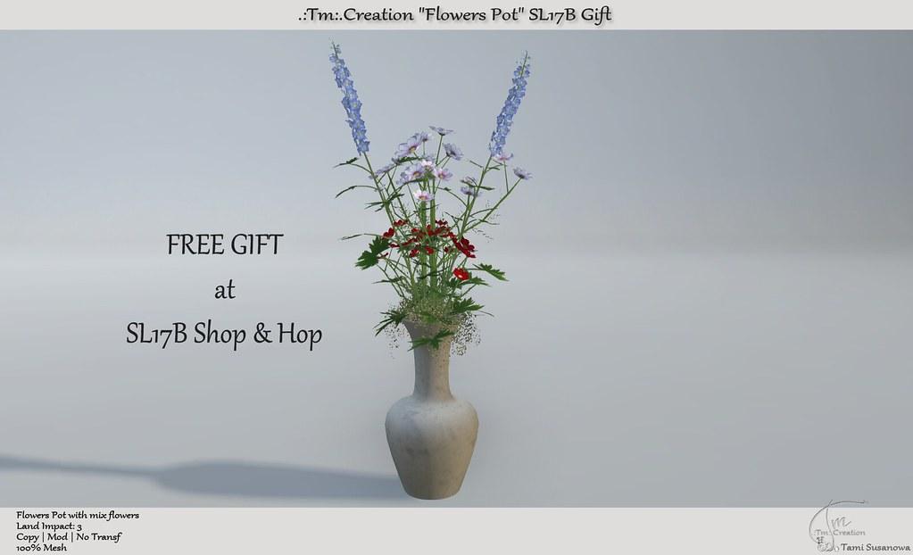 .:Tm:.Creation Gift for SL17B Shop & Hop