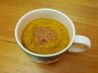 Butternut-Apple Soup