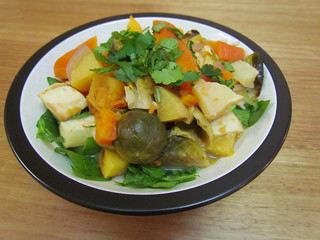 Thai Roasted Root Vegetable Curry