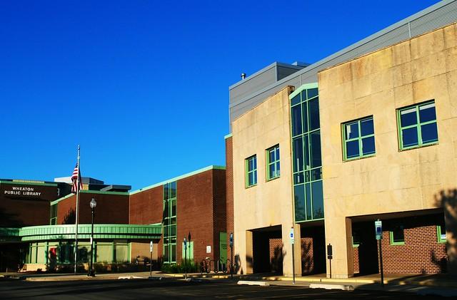 Wheaton Public Library - Wheaton, Illinois