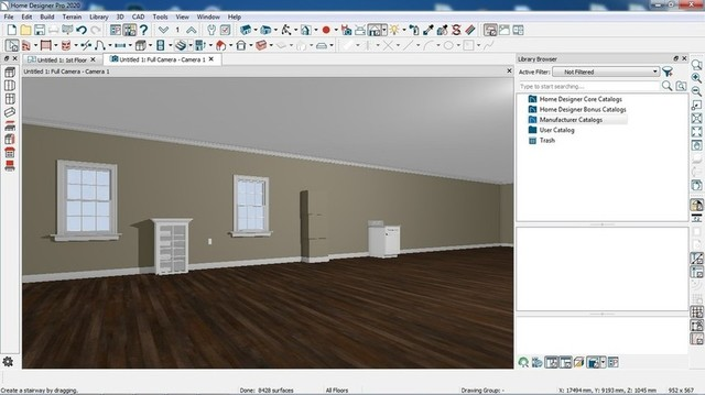 Working with Chief Architect Home Designer Pro 2021 v22.3.0.55 full license