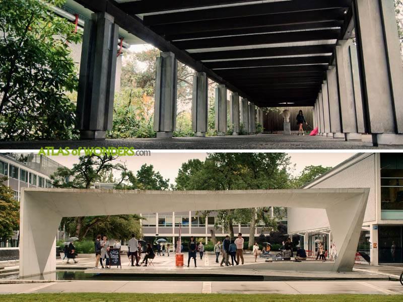 Belgrave College campus scene