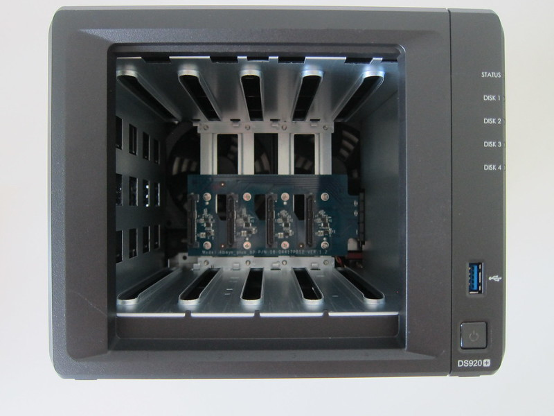 Synology DiskStation DS920+ - Without Disk Tray