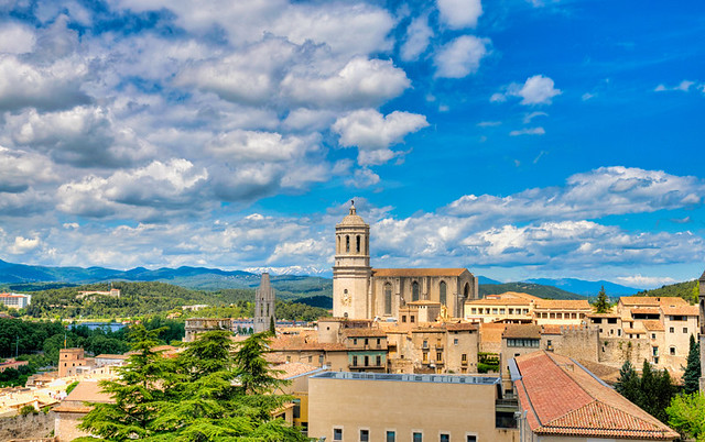 Girona - Vista general