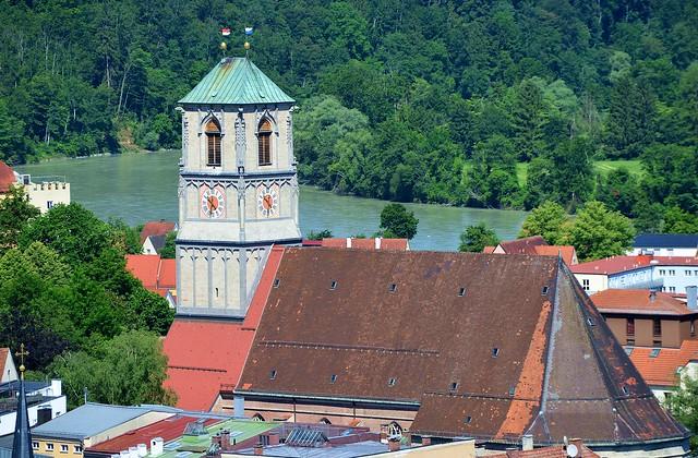 Wasserburg am Inn - St. Jakob