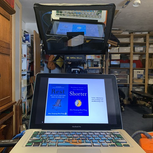 My office studio setup