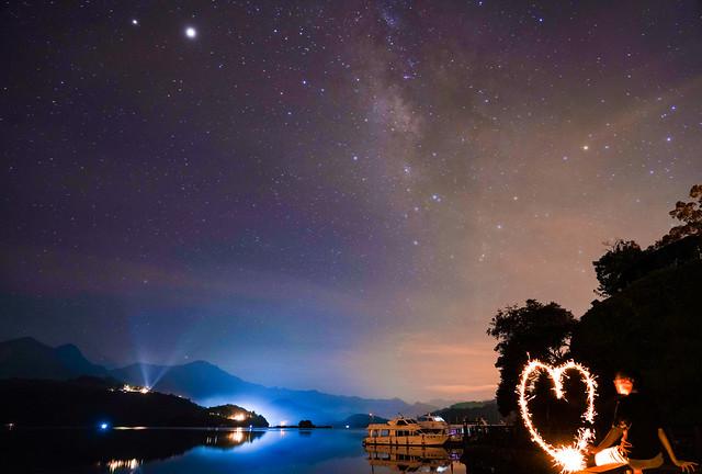 最美的夜,最美的人