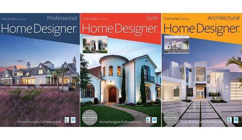 Chief Architect Home Designer Pro 2021 v22.3.0.55 full