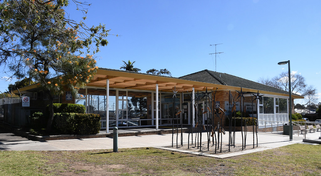Library, Padstow, Sydney, NSW.