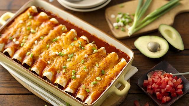 enchiladas recipe