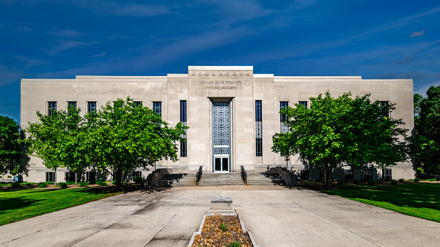 Outagamie County Courthouse