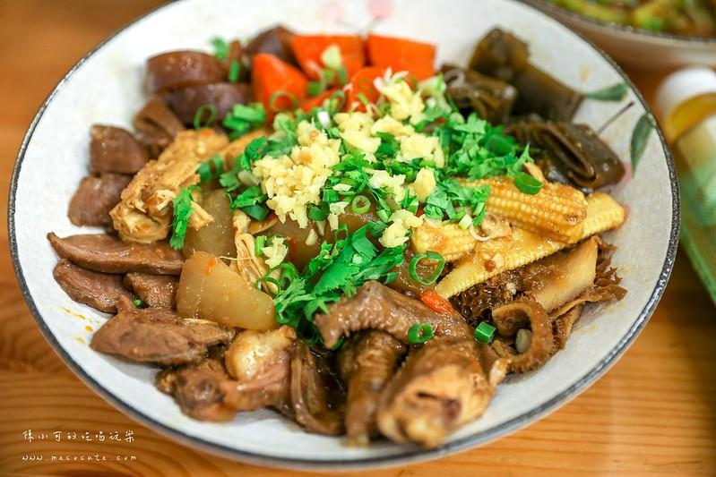 新莊,新莊宵夜,新莊魯味,樂製滷食,樂製滷食菜單 @陳小可的吃喝玩樂