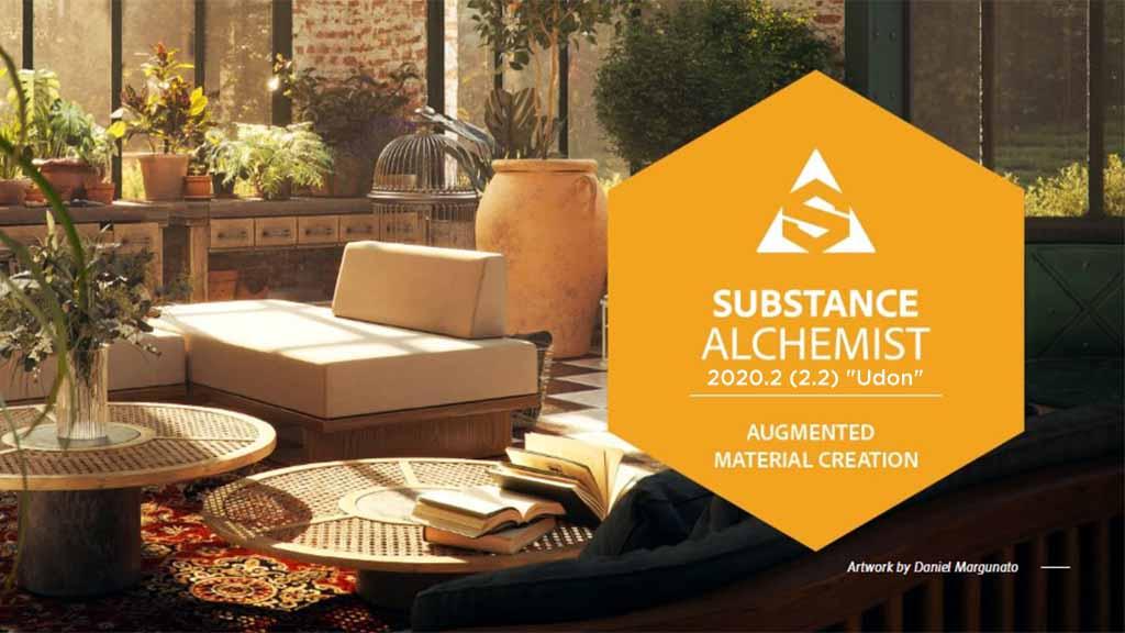 Substance Alchemist 2020.2 x64 full license