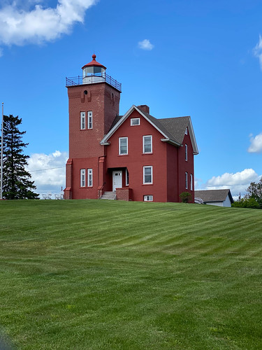 June 2020 - Duluth Trip - Two Harbors Lighthouse