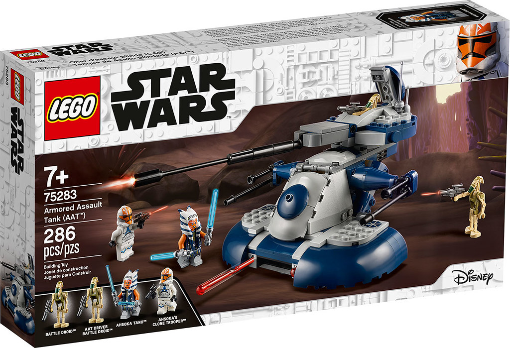 熱門新角與懷舊傳奇大集合! LEGO《星際大戰》2020 下半年多款盒組公開(LEGO Star Wars 2020 Summer Sets)還有超讚的「聖誕降臨曆」~