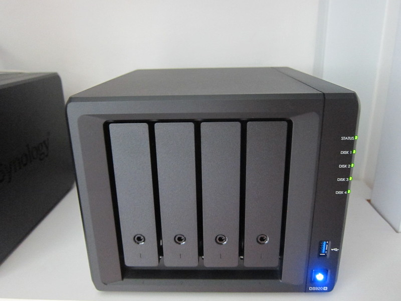 Synology DiskStation DS920+ - Switched On