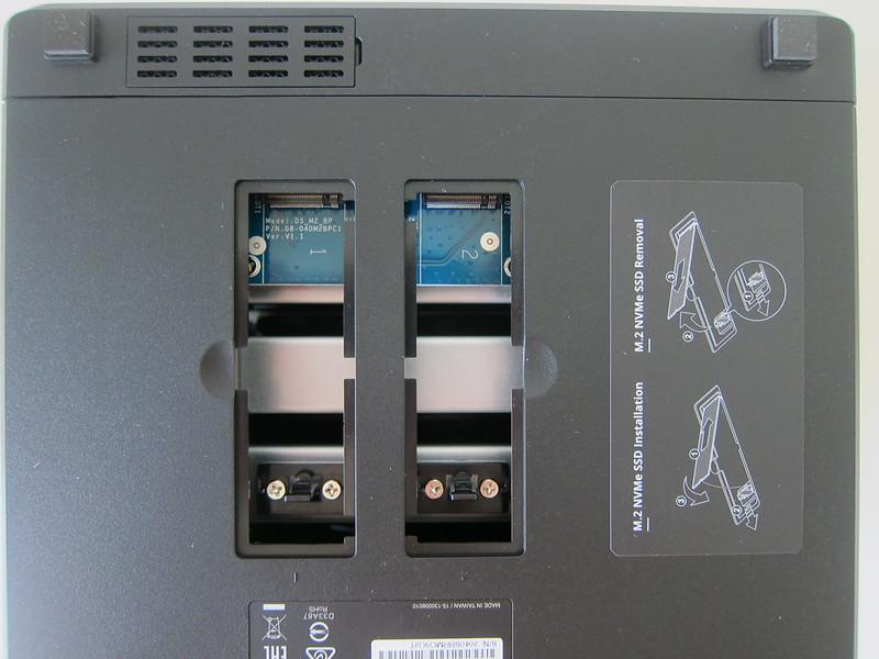 Synology DiskStation DS920+ - M.2 NVMe SSD Slot