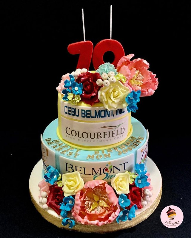 Cake from Cake Art by Des