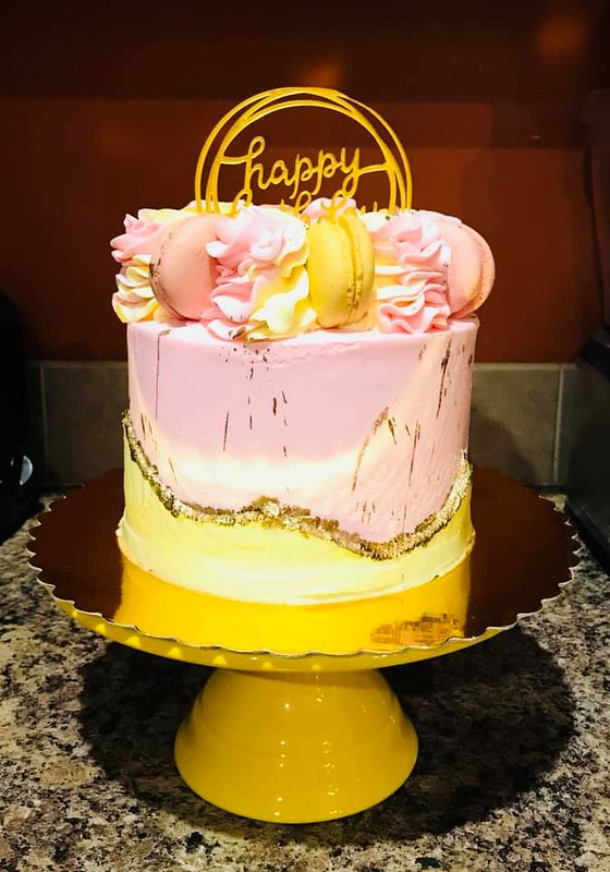 Cake by Grand Little Cakes