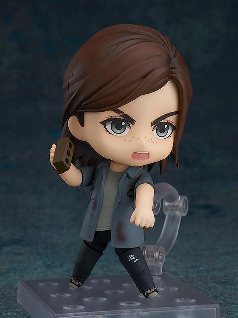 在末日生存中堅強奮鬥的天使!黏土人《最後生還者 二部曲》艾莉(The Last of Us Part 2 Ellie)