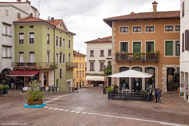 Piazza Vittorio Emanuele II, San Daniele del Friuli