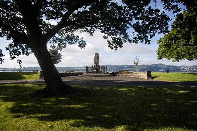 Cenotaph, Dumbarton