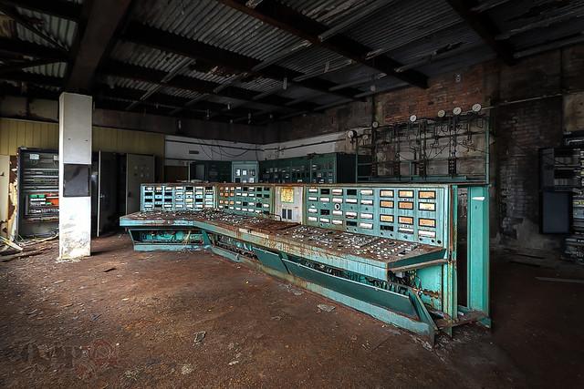 Control room of Apatite