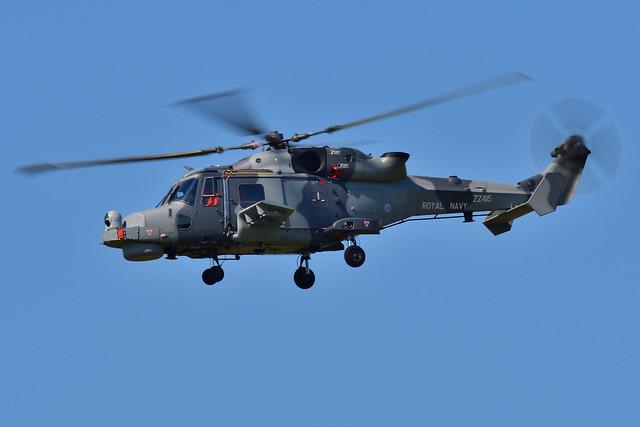 AW159 Wildcat HMA2 'Martlet' I ZZ415 (Leonardo Yeovil) I 815 NAS Royal Navy