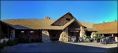 Oldtimer - Grand Canyon North Rim Lodge, Arizona - Panorama
