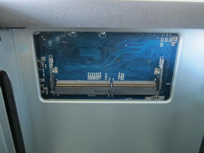 Synology DiskStation DS920+ - RAM Slot