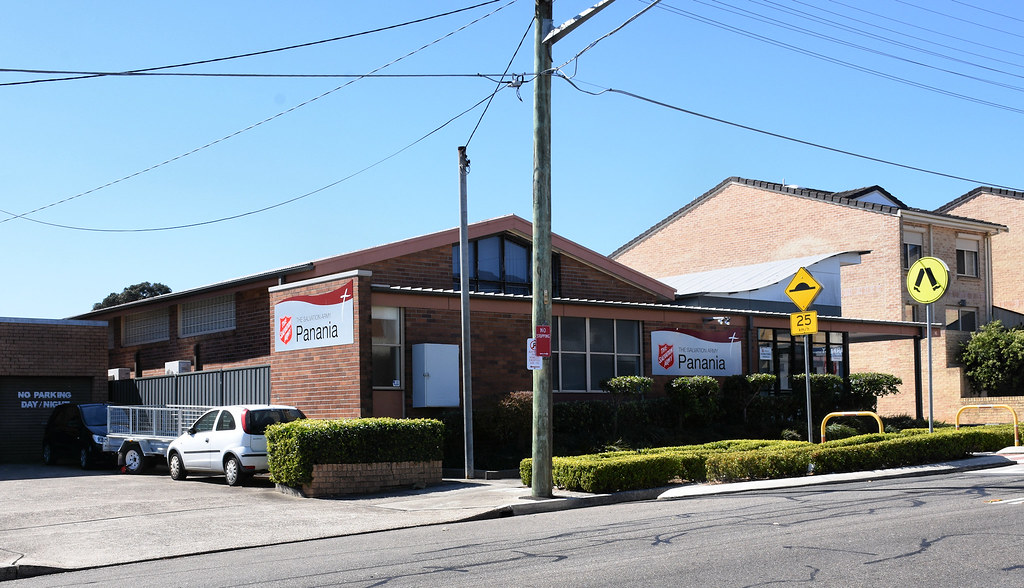 The Salvation Army, Panania, Sydney, NSW.