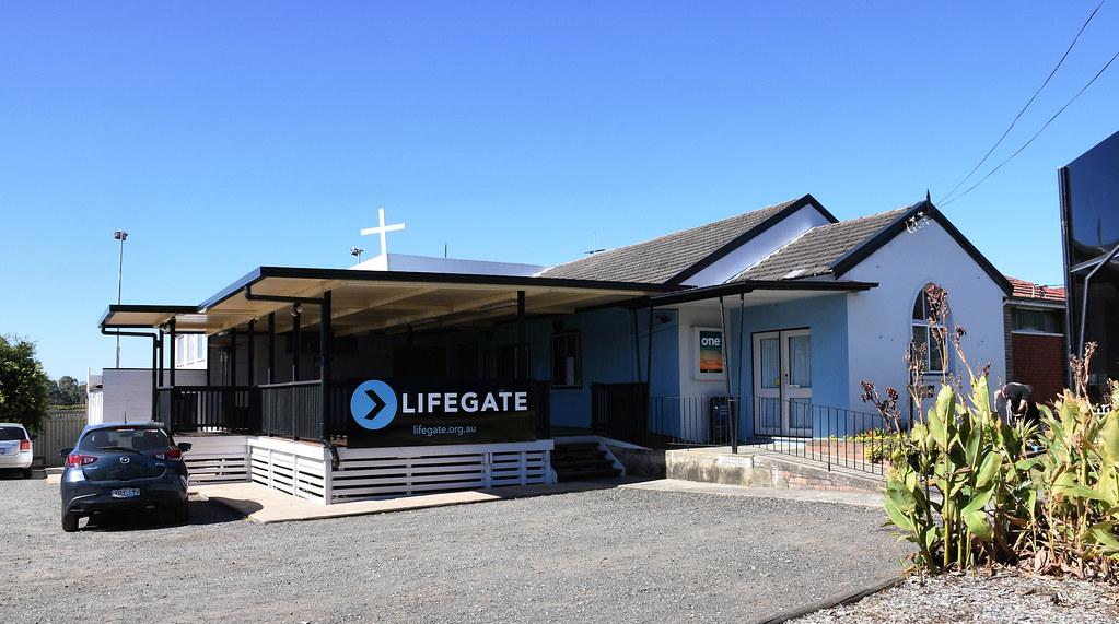 Lifegate Church, Padstow, Sydney, NSW.