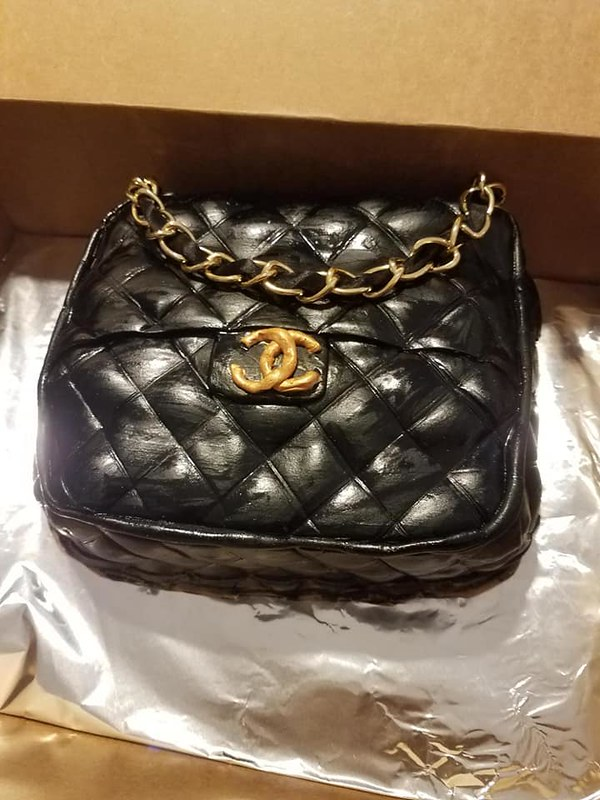 Cake by D Licious Baked Goods